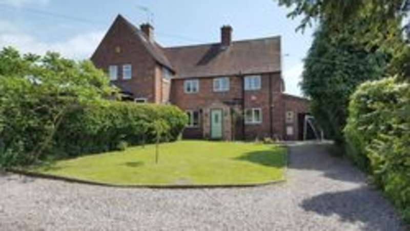 4 Bedrooms Semi Detached House for sale in Quarry Lane, Manley, Frodsham