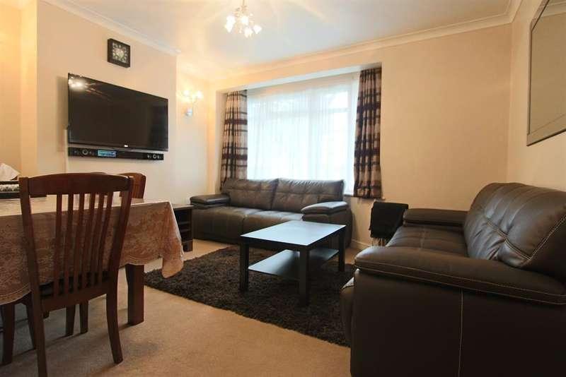 2 Bedrooms Flat for sale in Sylvia Court, Harrow Road, Wembley, HA9 6HS