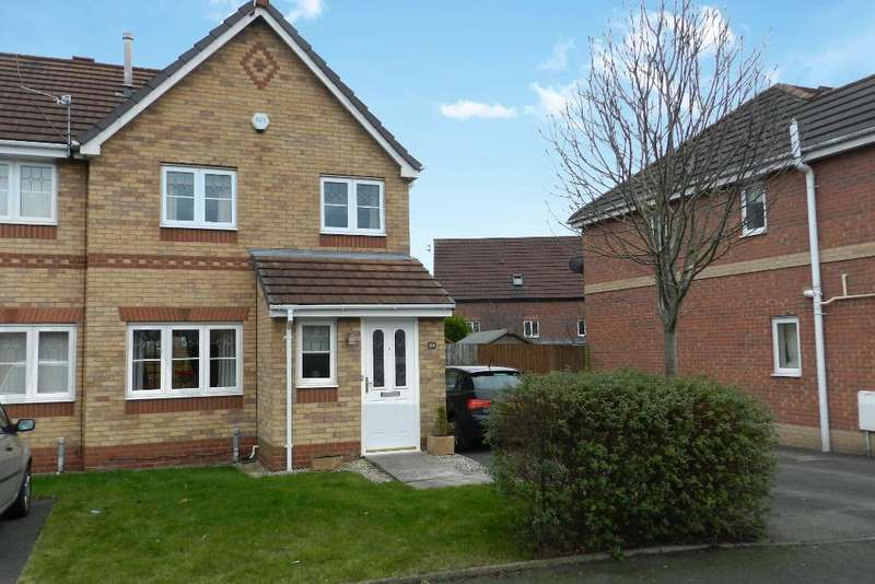 3 Bedrooms Mews House for sale in Stickens Lock Lane, Irlam, Manchester, M44 6RG