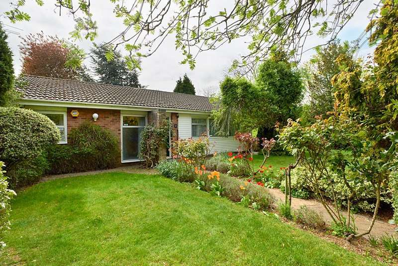 2 Bedrooms Detached Bungalow for sale in Dunvegan Way, Bedford, MK41 8PE