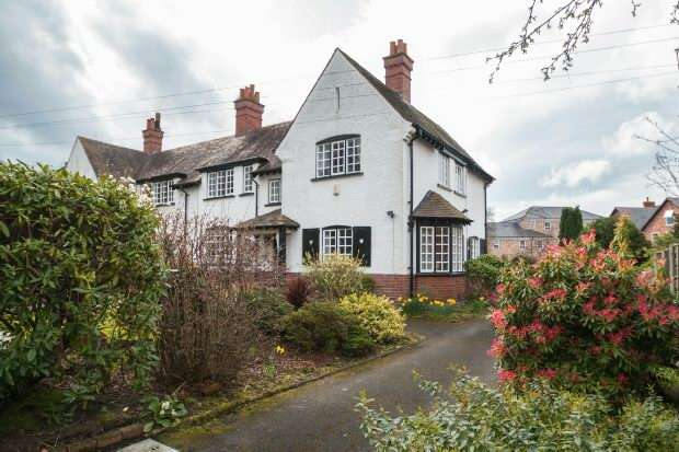 4 Bedrooms Semi Detached House for sale in Mayfield Road, Timperley