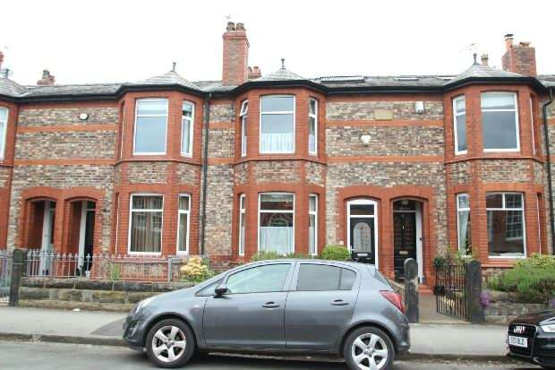3 Bedrooms Terraced House for sale in Cedar Road, Hale