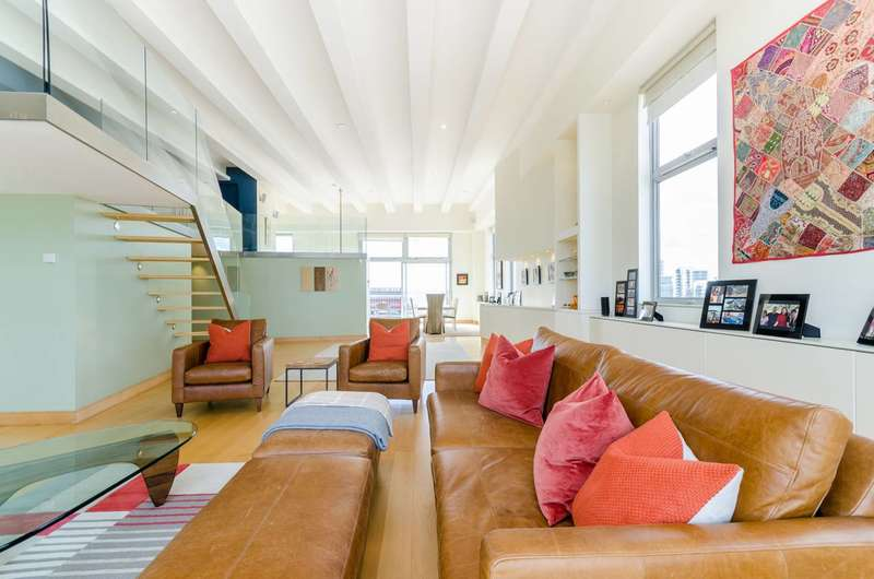 3 Bedrooms Flat for sale in The Piper Building, Hurlingham, SW6