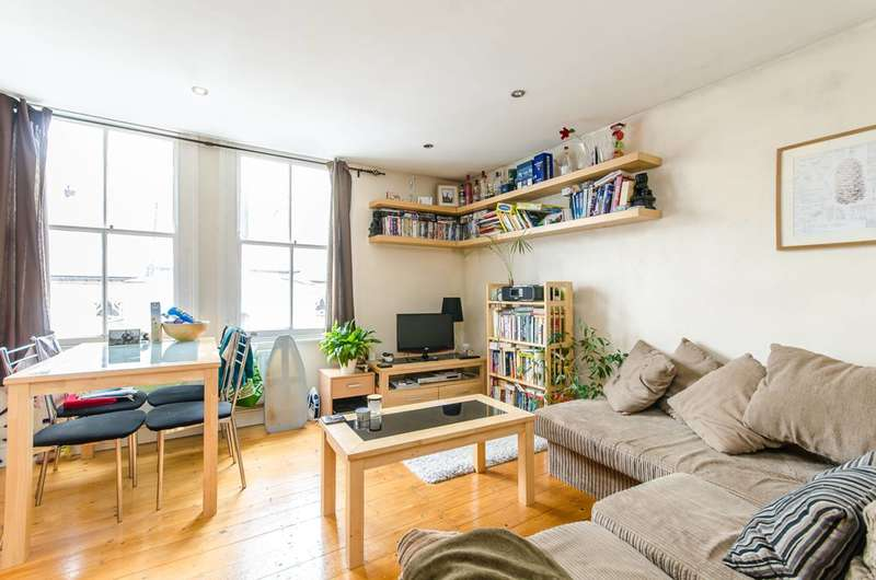 2 Bedrooms Flat for sale in Tintern Street, Clapham North, SW4