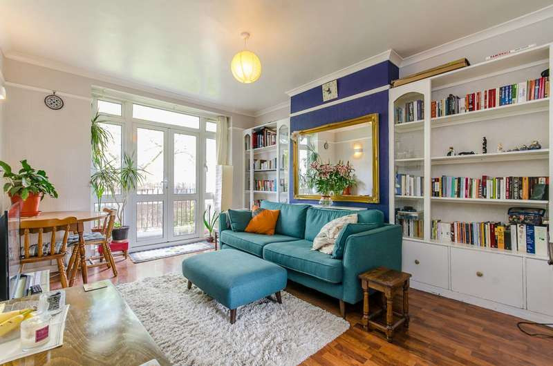 2 Bedrooms Flat for sale in Brighton Terrace, Brixton, SW9