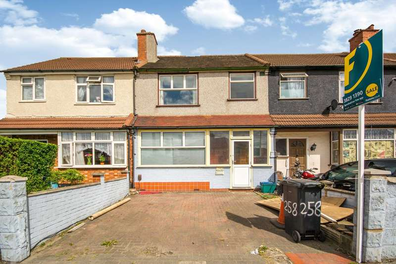3 Bedrooms House for sale in Mitcham Road, Croydon, CR0