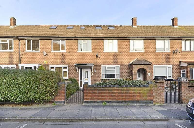 3 Bedrooms House for sale in Hickin Street, Canary Wharf, E14
