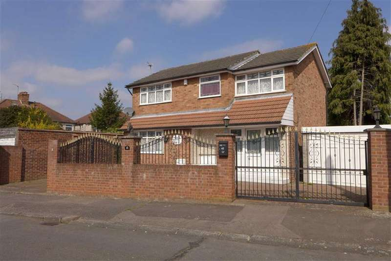 3 Bedrooms Property for sale in Ivanhoe Drive, Harrow, Middlesex