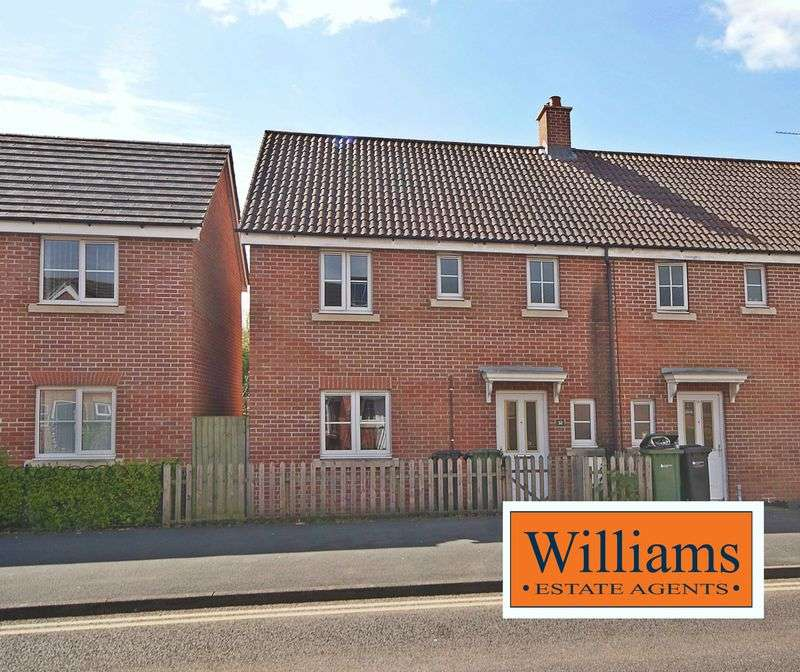 3 Bedrooms Semi Detached House for sale in Bullingham Lane, Hereford