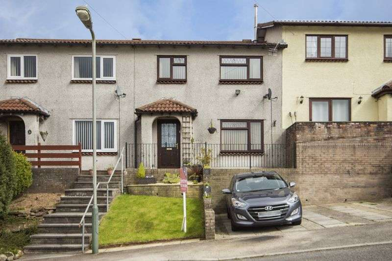 3 Bedrooms Terraced House for sale in Preseli Close, Newport