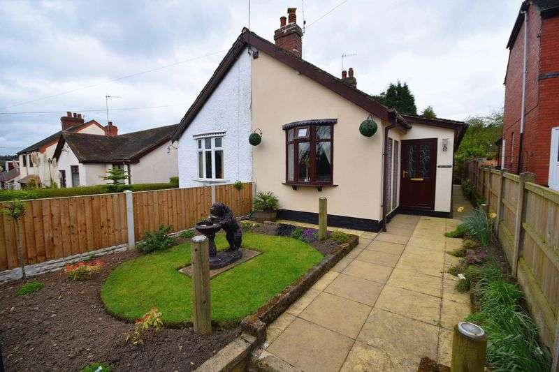 2 Bedrooms Semi Detached Bungalow for sale in Baddeley Green Lane, Baddeley Green