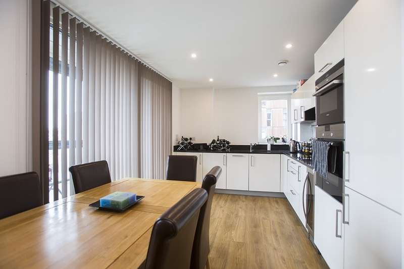 3 Bedrooms Flat for sale in Dalston Square, Hackney, London, E8