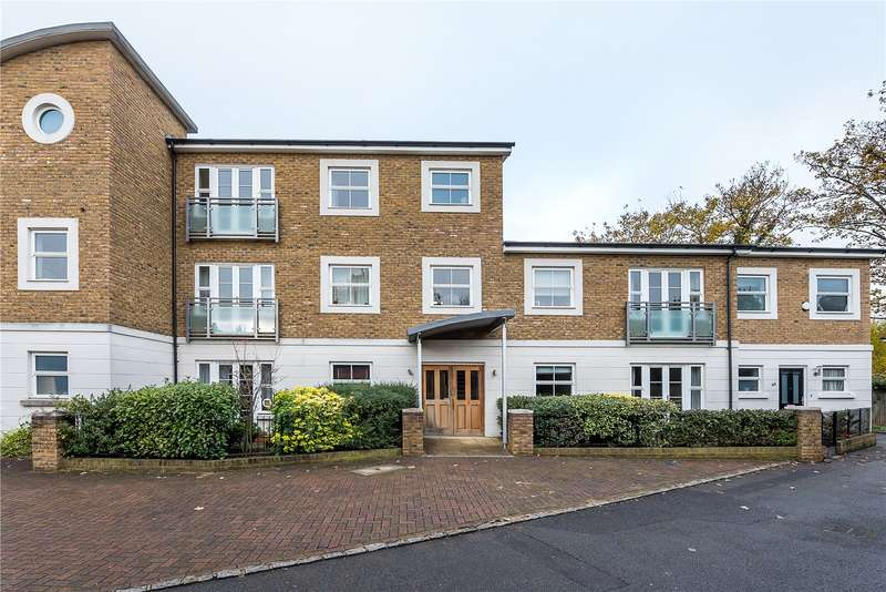 2 Bedrooms Flat for sale in Candler Mews, Twickenham, TW1
