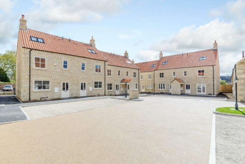 3 Bedrooms Town House for sale in 16 AND 17 Black Swan Yard, Helmsley, North Yorkshire, YO62 5BJ