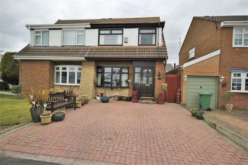 3 Bedrooms Semi Detached House for sale in Cowan Way, WIDNES, Cheshire