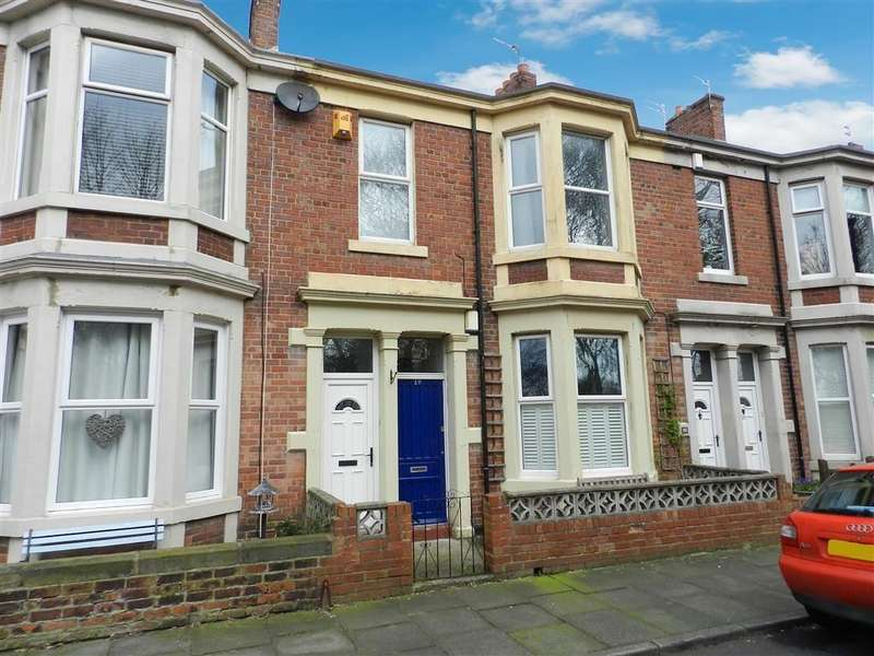 2 Bedrooms Flat for sale in Park Terrace, North Shields