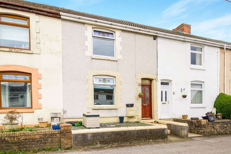 3 Bedrooms Unique Property for sale in John Street, Cefn Cribwr, Bridgend