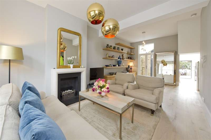 5 Bedrooms House for sale in Sulgrave Road, Hammersmith