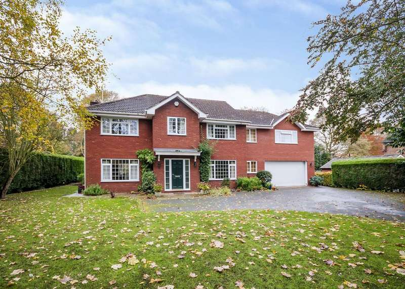 5 Bedrooms Detached House for sale in Ordsall Park Road, Retford, Notts