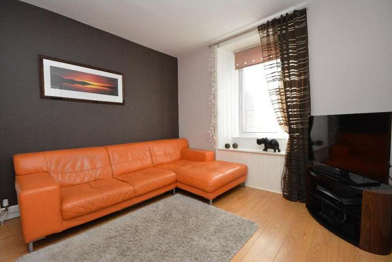 1 Bedroom Flat for sale in Stirling Street, Dunipace, Falkirk, FK6 6JR