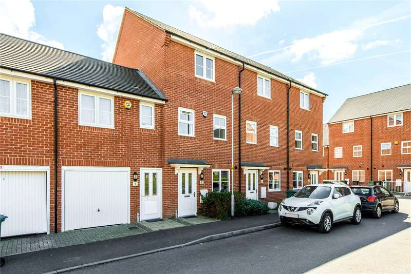 4 Bedrooms Terraced House for sale in Dodd Road, Watford, Hertfordshire, WD24