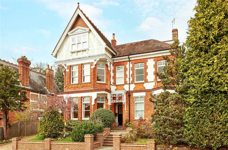 6 Bedrooms Detached House for sale in Molyneux Park Road, Tunbridge Wells, Kent, TN4