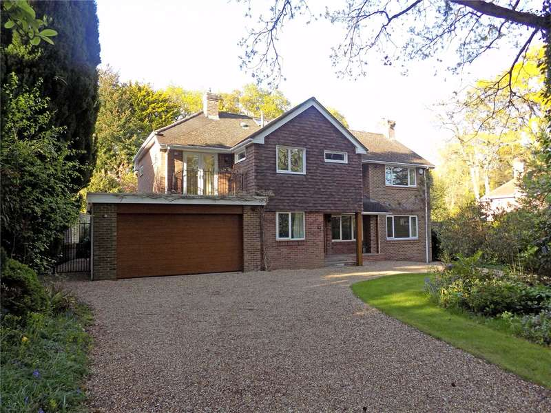 6 Bedrooms Detached House for sale in Merdon Avenue, Hiltingbury, Chandlers Ford, Hampshire, SO53