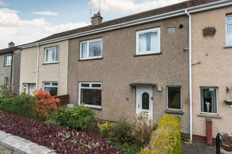 3 Bedrooms Terraced House for sale in Pentland View, Currie, Edinburgh, EH14 5QB