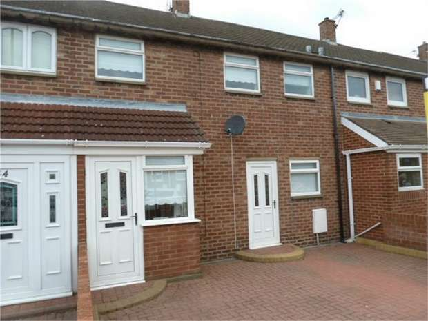 2 Bedrooms Terraced House for sale in Australia Grove, South Shields, Tyne and Wear