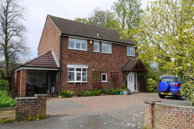 4 Bedrooms Detached House for sale in Station Road, Great Bowden, MARKET HARBOROUGH, Leicestershire