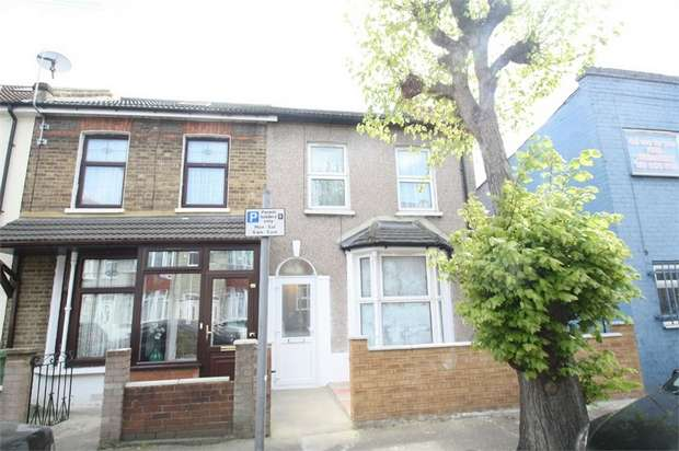 3 Bedrooms End Of Terrace House for sale in Berkeley Road, Manor Park, London