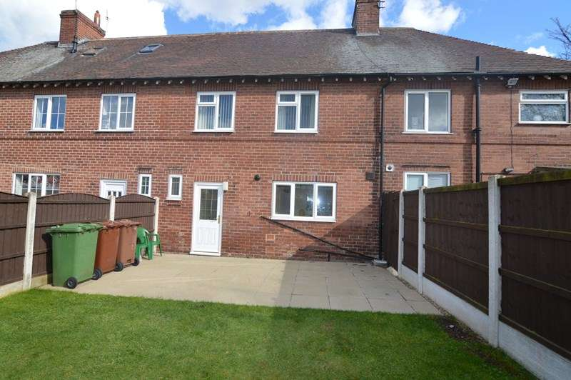 3 Bedrooms Terraced House for sale in Willow Park, Pontefract