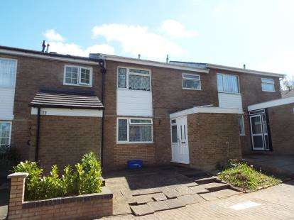 3 Bedrooms Terraced House for sale in Malletts Close, Stony Stratford, Milton Keynes, Bucks