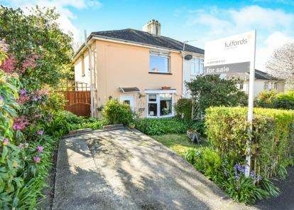 3 Bedrooms Semi Detached House for sale in Totnes, Devon