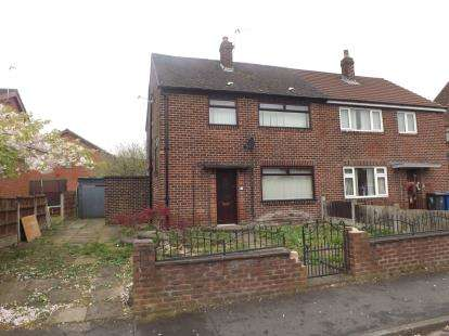 3 Bedrooms Semi Detached House for sale in Boston Grove, Leigh, Greater Manchester