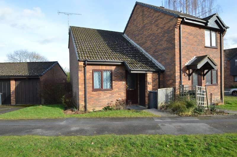1 Bedroom Semi Detached House for sale in Valley Park, Chandler's Ford