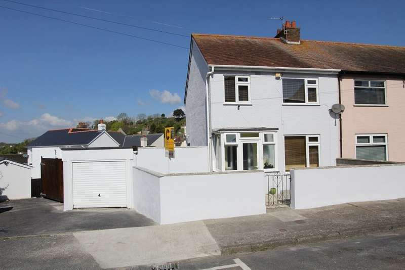 3 Bedrooms End Of Terrace House for sale in Hill Park Road, Torquay
