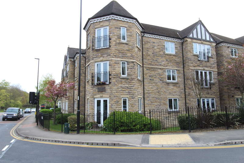 2 Bedrooms Flat for rent in Beauchief Manor, Abbey Lane, Sheffield, S8