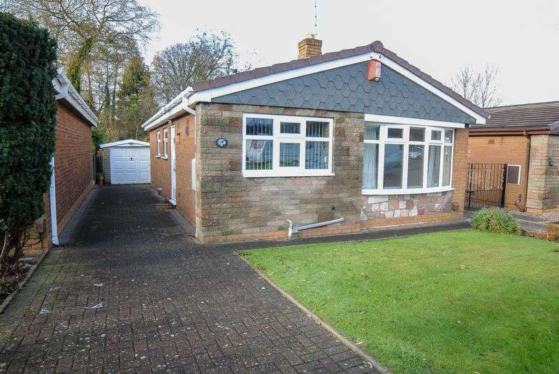 3 Bedrooms Detached Bungalow for sale in The Oval, Blurton, Stoke-On-Trent, ST3 4HG