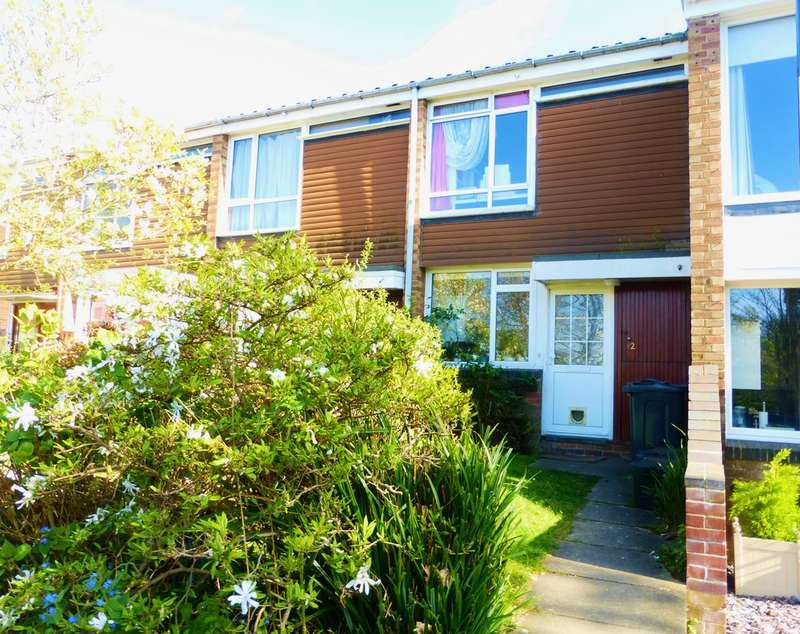 2 Bedrooms Terraced House for sale in Osward Courtwood Lane