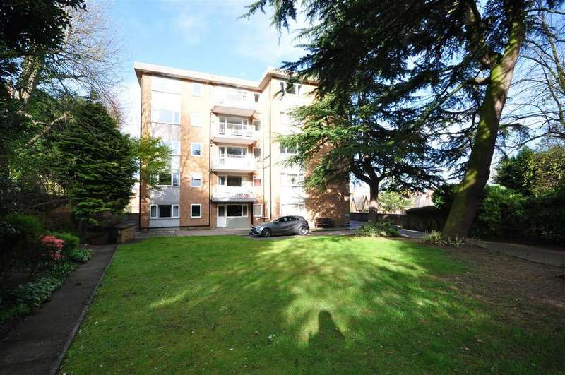2 Bedrooms Apartment Flat for sale in Tunnel Road, Nottingham