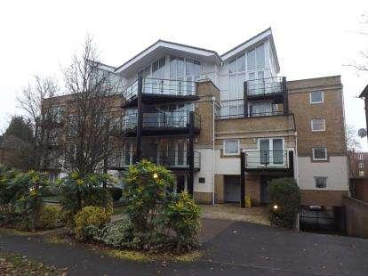 2 Bedrooms Flat for sale in Winn Road, Southampton