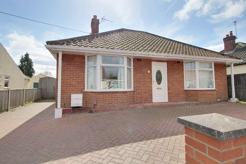 3 Bedrooms Detached Bungalow for sale in Beaumont Road, New Costessey, Norwich