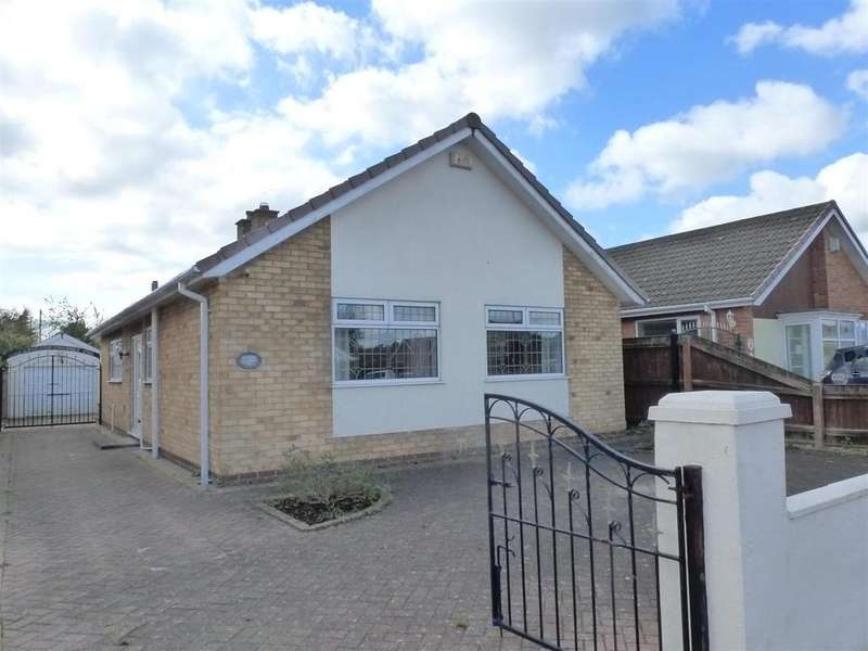 2 Bedrooms Detached Bungalow for sale in Seaford Road, Cleethorpes