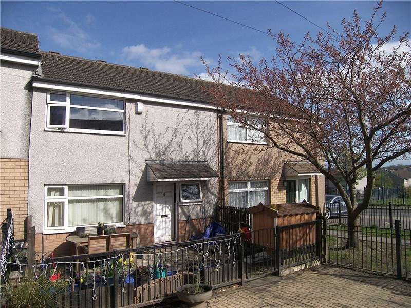 2 Bedrooms Terraced House for sale in Belford Close, Bradford