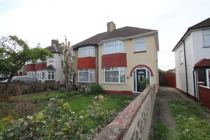3 Bedrooms Semi Detached House for sale in Burnham Road Dartford DA1