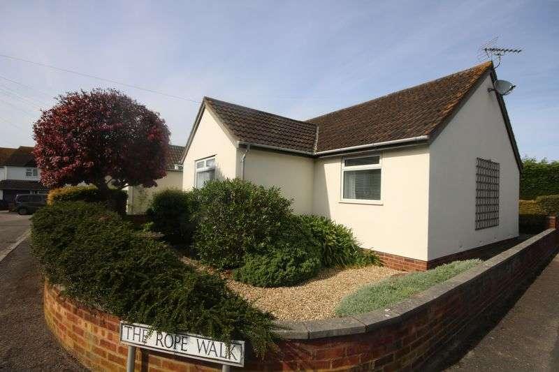 2 Bedrooms Semi Detached Bungalow for sale in Rope Walk, Watchet TA23 0ET