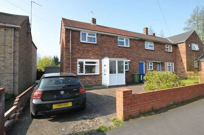 2 Bedrooms Terraced House for sale in Brimley Road, Cambridge