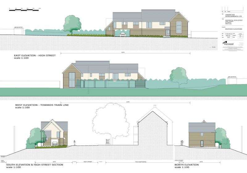 Land Commercial for sale in High Street, Flitwick