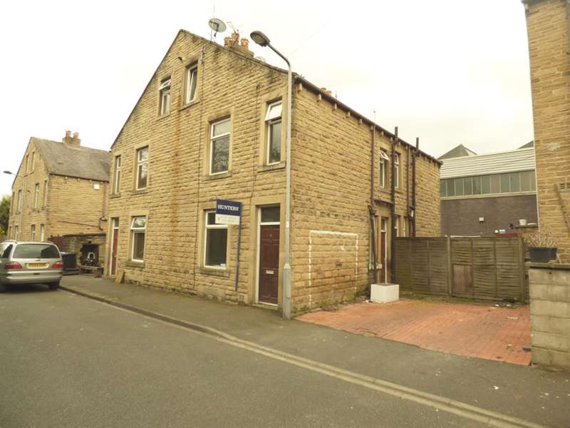 3 Bedrooms End Of Terrace House for sale in Pope Street, Keighley, BD21 4BE